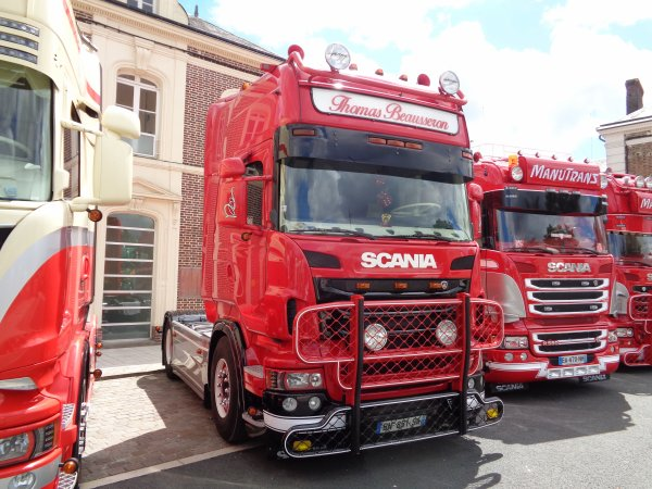 Expo camion Beaumont le roger 2017- 4