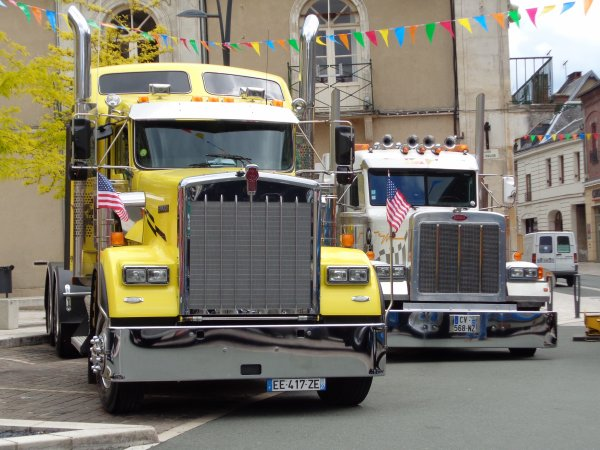 Expo camion Beaumont le roger 2017- fin