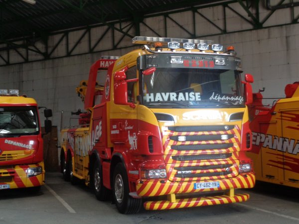 Havraise depannage - groupe fromager
