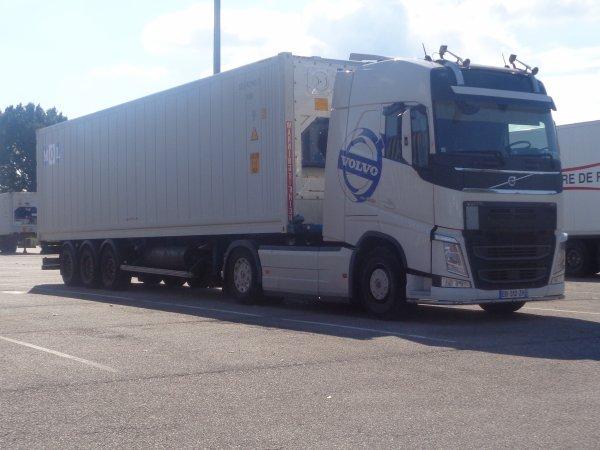 On the road - Port du havre