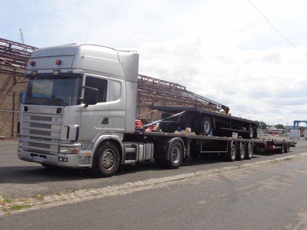 camions foire de dieppe 2017 - 2