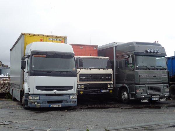 camions foire de dieppe 2017