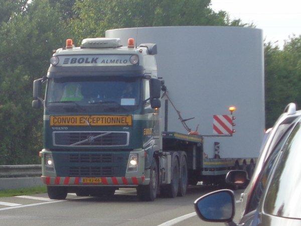 convoi bolk , septembre 2017