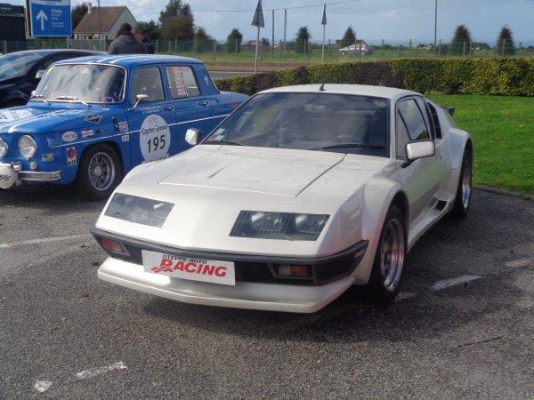 Journée Passion Renault Sport / Alpine Chez Dieppe Auto Racing - 1