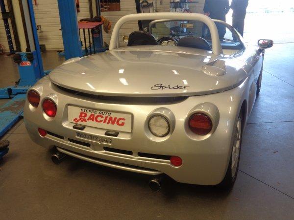 Journée Passion Renault Sport / Alpine Chez Dieppe Auto Racing - 2