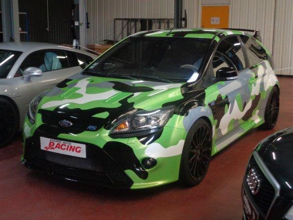 Journée Passion Renault Sport / Alpine Chez Dieppe Auto Racing - 3