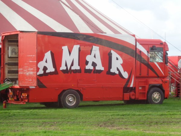 Cirque Amar - Dieppe 4