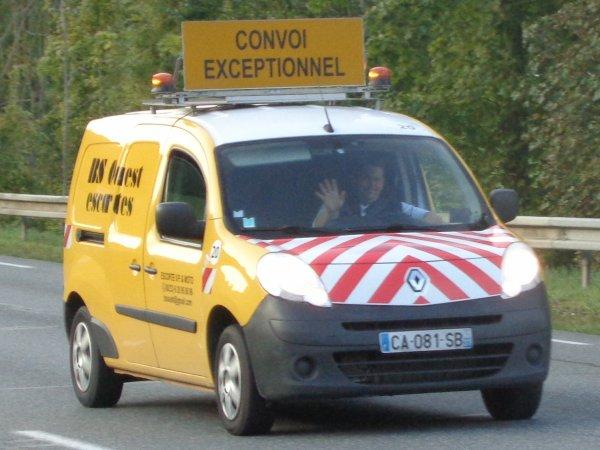 convoi Bolk + bud service