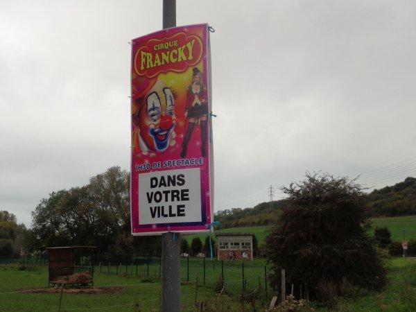 Cirque francky zavatta