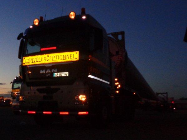 convoi bolk de nuit