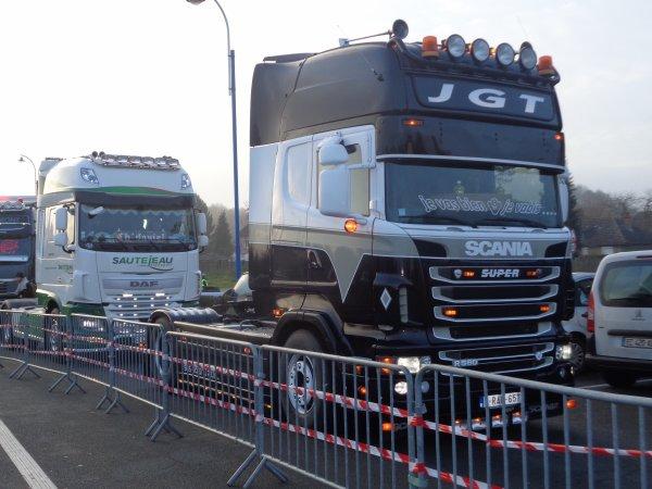 telethon noeux les mines 2017 - Scania