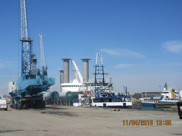 Port de dieppe - avril 2018 2