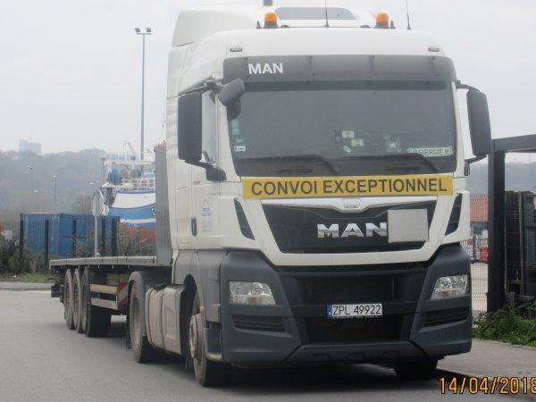 Man polonais