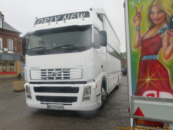 Camions forains
