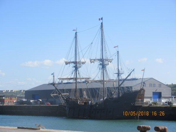 bateau pirate dieppe