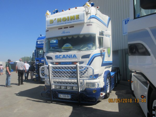 Expo camion  Roye 1