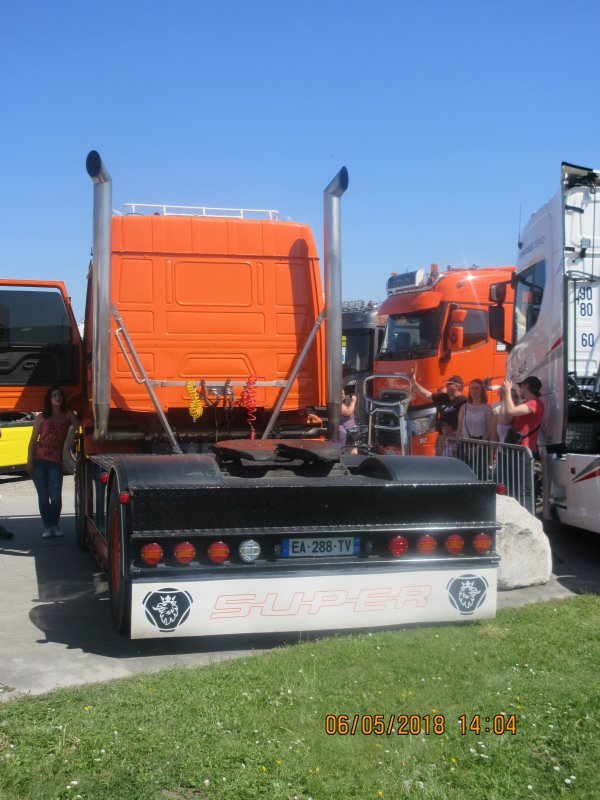 Expo camion  Roye 3