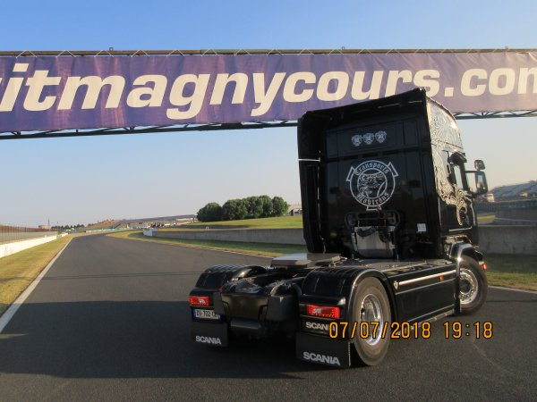 Magny-cours 2018.6