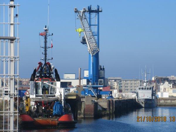 Port de dieppe 1