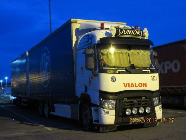 Renault T vialon