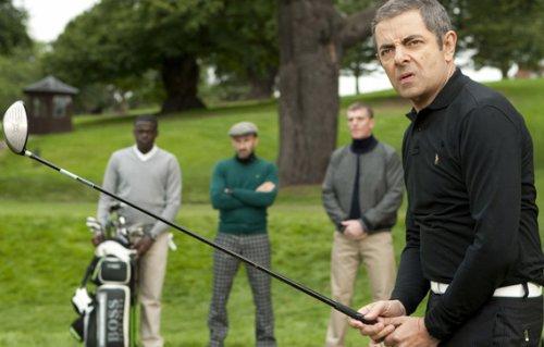 `Johnny English: Recargado', el humor de Rowan Atkinson