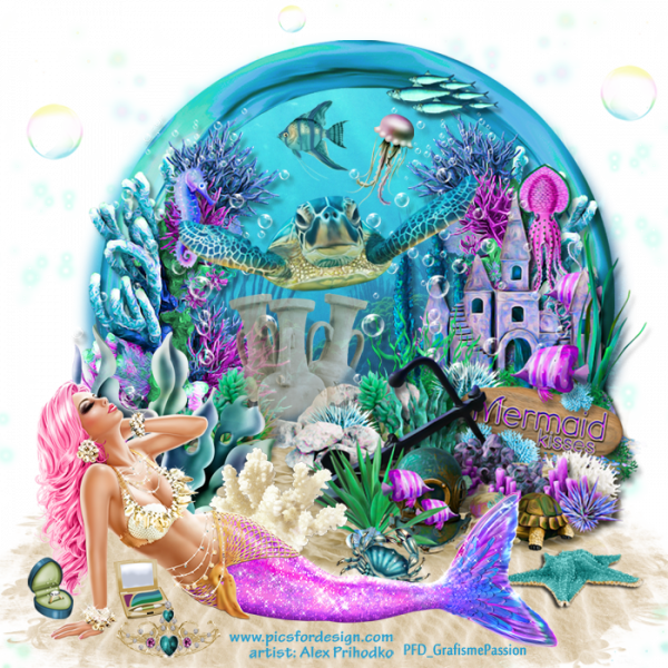 la sirene amoureuse