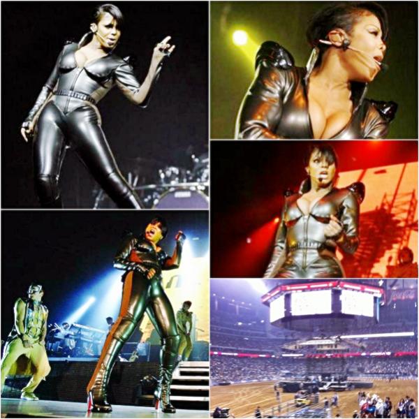 Janet à repris sa tournée avec cette fois les USA !