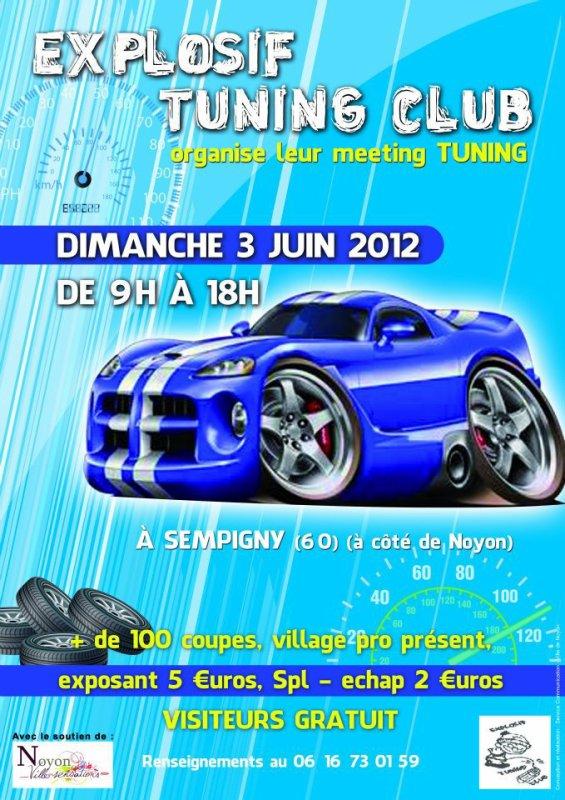 Meeting Sempigny 03 Juin 2012