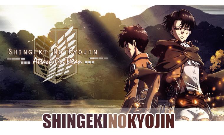 FICHE | SHINGEKI NO KYOJIN