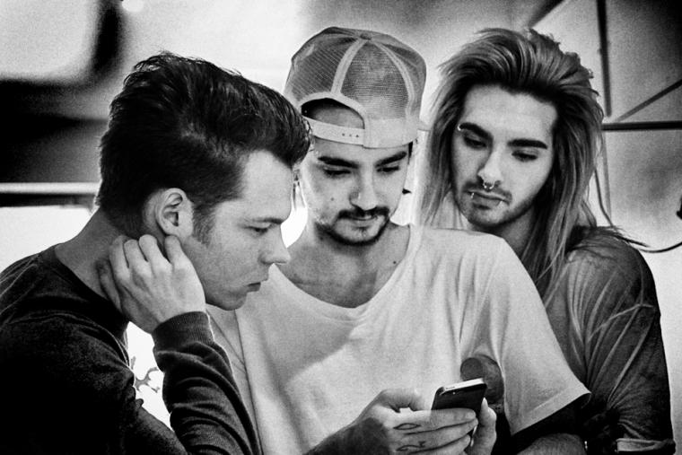 Tokio Hotel answers :)