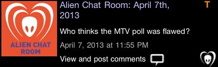 MBV Cheating again on MTV's MMM again!! not got over their loss -_-