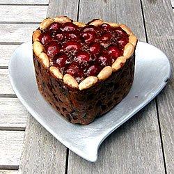 كعكة الحب