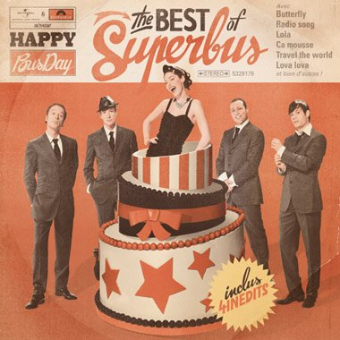Happy BusDay - The Best of Superbus (2010) <3