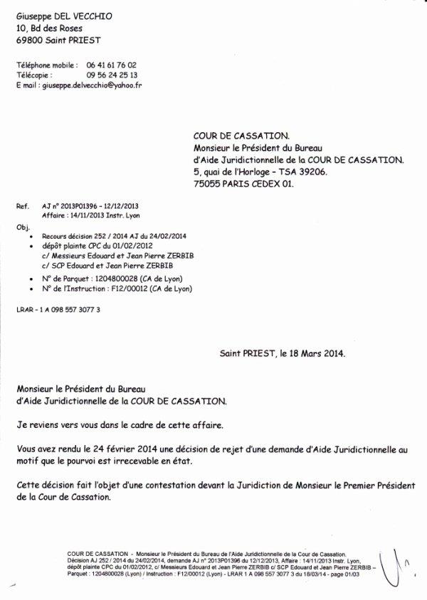 Cour de cassation monsieur le pr sident du bureau d 39 aide - Bureau d aide psychologique universitaire ...