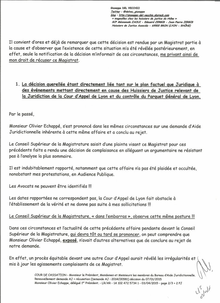 Monsieur le pr sident mesdames et messieurs les membres du bureau d 39 aide juridictionnelle pr s - Bureau d aide juridictionnelle paris ...