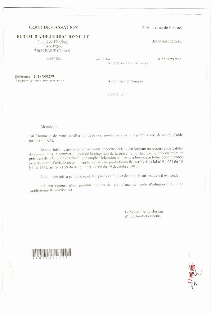 Blog de giuseppe del vecchio page 13 blog de giuseppe - Cour de cassation bureau d aide juridictionnelle ...