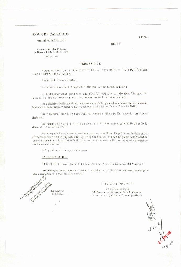 Blog de giuseppe del vecchio page 9 blog de giuseppe - Cour de cassation bureau d aide juridictionnelle ...