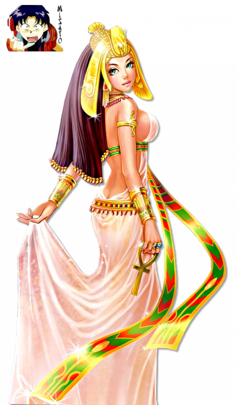 Sakura (Hathor) Kaiba.