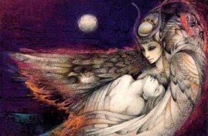 32 - Pythie, Martyre de L'Olympe