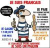 Je suis un pigeon Français