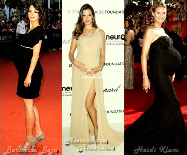 o ooJustBe-People  ooooo ENCEINTES SUR LE RED CARPET  o