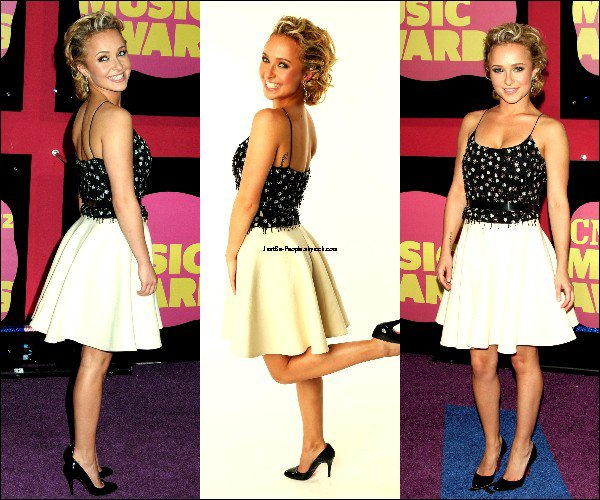 o ooJustBe-People  ooooo HAYDEN AU CTM MUSIC AWARDS 2012  o