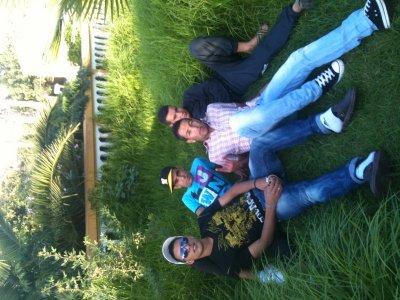 moi et mes amies