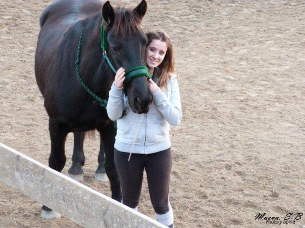 Mon poney, une évidence tout simplement ...♥