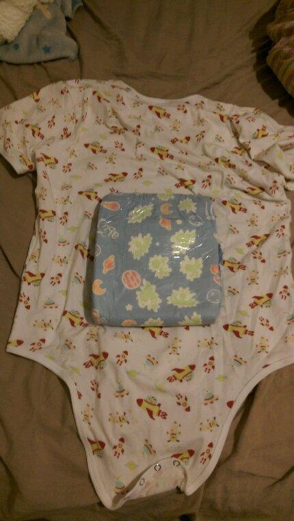 Space diaper body pour soirée console