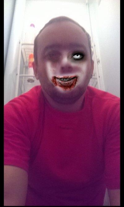 En mode zombie