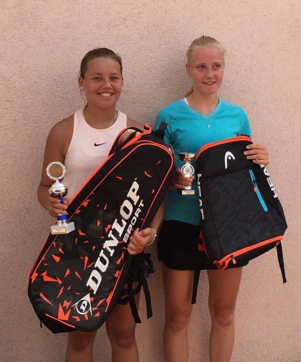 Le tennis et Anna c'est ma vie !