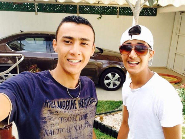 With My Bro <3
