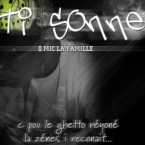 Le Street Album de TISONNE au mic la famille!!!!!!!!!!!!