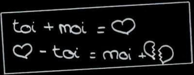 Je T'aime fort...